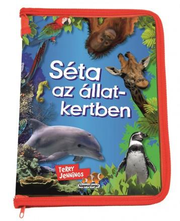 Séta az állatkertben - Ebook - JENNINGS, TERRY