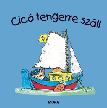 CICÓ TENGERRE SZÁLL - PANCSOLÓKÖNYV - Ekönyv - MÓRA KÖNYVKIADÓ