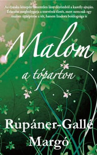 MALOM A TÓPARTON - Ekönyv - RUPÁNER-GALLÉ MARGÓ