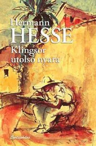 KLINGSOR UTOLSÓ NYARA - Ebook - HESSE, HERMANN