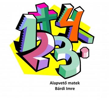 Alapvető matek - Ebook - Bardi Imre