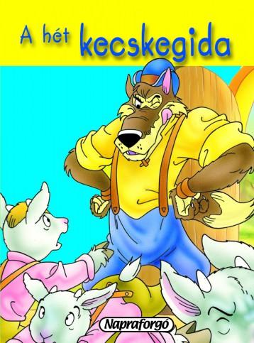 Minikönyvek - A hét kecskegida - Ebook - NAPRAFORGÓ KÖNYVKIADÓ