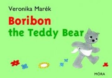 BORIBON THE TEDDY BEAR - Ekönyv - MARÉK VERONIKA