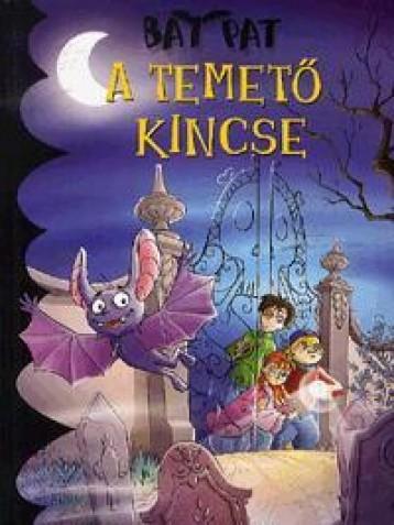 A TEMETŐ KINCSE - Ekönyv - BAT PAT