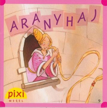 ARANYHAJ - PIXI MESÉL - Ekönyv - HUNGAROPRESS KFT
