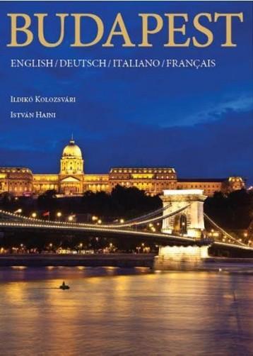 BUDAPEST - 4 NYELVŰ (ÚJ, 2011) - Ebook - HAJNI ISTVÁN, KOLOZSVÁRI ILDIKÓ