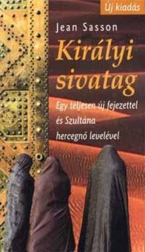 KIRÁLYI SIVATAG (ÚJ!) - Ekönyv - SASSON, JEAN