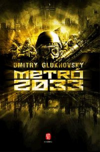 METRÓ 2034 - Ekönyv - GLUKHOVSKY, DMITRY