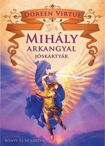 MIHÁLY ARKANGYAL - JÓSKÁRTYÁK (KÖNYV+44 KÁRTYA) - Ekönyv - VIRTUE, DOREEN