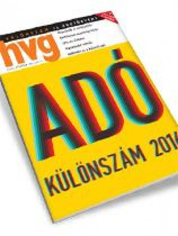 ADÓ 2016 - HVG KÜLÖNSZÁM - Ekönyv - HVG KIADÓI ZRT.