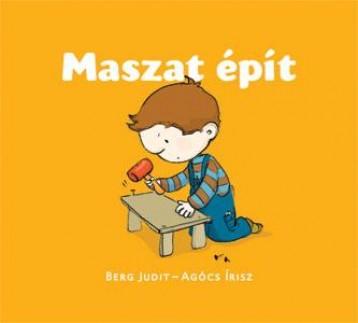 MASZAT ÉPÍT - Ekönyv - BERG JUDIT - AGÓCS ÍRISZ