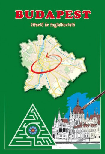 BUDAPEST KIFESTŐ ÉS FOGLALKOZTATÓ - Ekönyv - MANÓ KÖNYVEK
