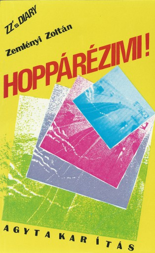 Hoppárézimi! - Ekönyv - Zemlényi Zoltán