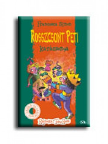 ROSSZCSONT PETI KARÁCSONYA - Ekönyv - SIMON, FRANCESCA