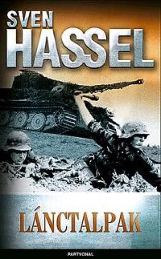 LÁNCTALPAK - Ekönyv - HASSEL, SVEN