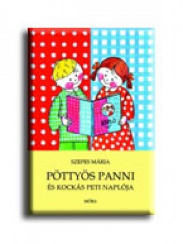 PÖTTYÖS PANNI ÉS KOCKÁS PETI NAPLÓJA - Ekönyv - SZEPES MÁRIA