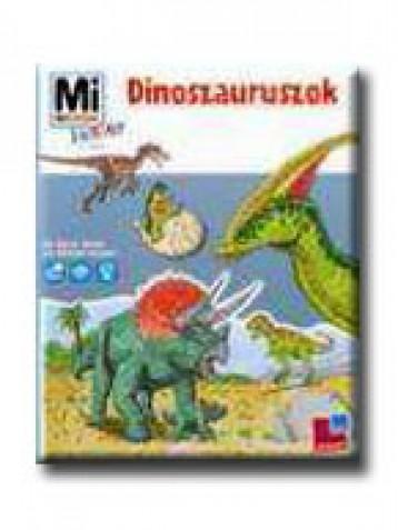 DINOSZAURUSZOK - MI MICSODA JUNIOR 3. - - Ekönyv - TESSLOFF ÉS BABILON KIADÓI KFT.