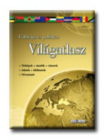 FÖLDRAJZI ÉS POLITIKAI VILÁGATLASZ - TOPOGRÁF - - Ekönyv - TOPOGRÁF KFT.