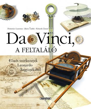 Da Vinci, a feltaláló - Ekönyv - NAPRAFORGÓ KÖNYVKIADÓ