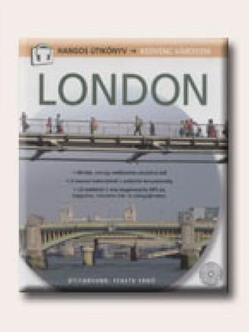LONDON - HANGOS ÚTIKÖNYV - Ekönyv - KOSSUTH KIADÓ ZRT.