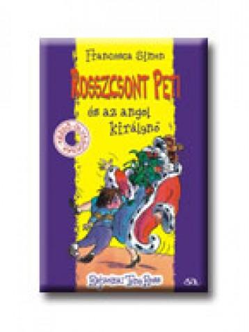 ROSSZCSONT PETI ÉS AZ ANGOL KIRÁLYNŐ - Ekönyv - SIMON, FRANCESCA