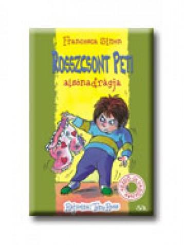 ROSSZCSONT PETI ALSÓNADRÁGJA - Ekönyv - SIMON, FRANCESCA