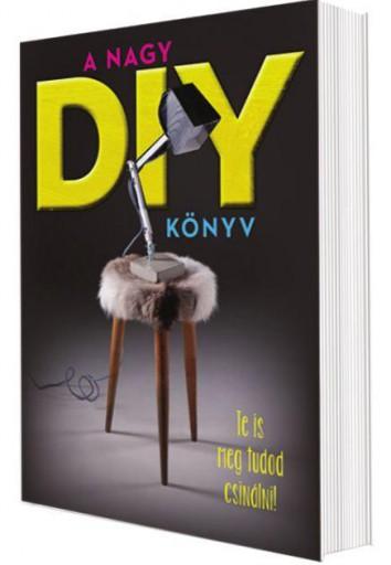 A nagy DIY könyv  - Ekönyv -