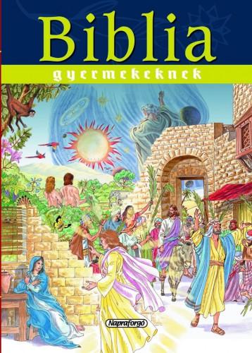 Biblia gyermekeknek - Ekönyv - NAPRAFORGÓ KÖNYVKIADÓ