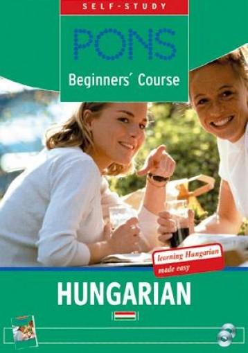 PONS - BEGINNERS\' COURSE HUNGARIAN - Ekönyv - KLETT KIADÓ