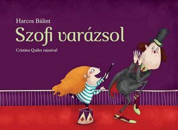 SZOFI VARÁZSOL - Ekönyv - HARCOS BÁLINT