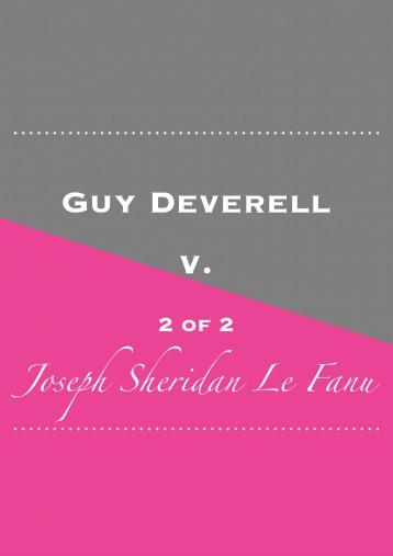 Guy Deverell, v. 2 of 2 - Ekönyv - Joseph Sheridan Le Fanu