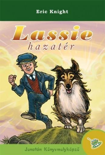 LASSIE HAZATÉR - JONATÁN KÖNYVMOLYKÉPZŐ - Ekönyv - KNIGHT, ERICH