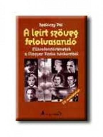 A LEÍRT SZÖVEG FELOLVASANDÓ - CD-VEL - - Ekönyv - SZALÓCZY PÁL