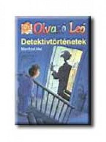 DETEKTIVTÖRTÉNETEK - OLVASÓ LEÓ - - Ekönyv - MAI, MANFRED