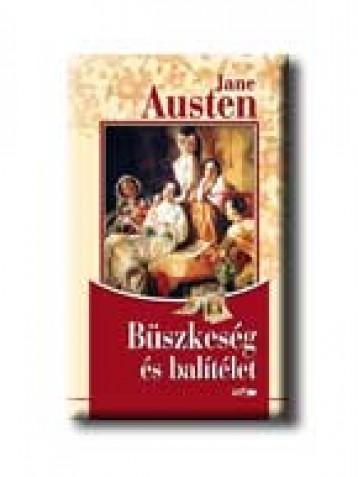 BÜSZKESÉG ÉS BALÍTÉLET - Ekönyv - AUSTEN, JANE