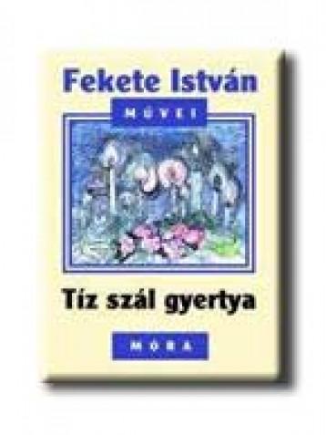 TIZ SZÁL GYERTYA - Ekönyv - FEKETE ISTVÁN