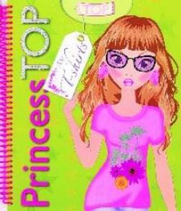 Princess TOP - My T-shirts - Green - Ekönyv - NAPRAFORGÓ KÖNYVKIADÓ