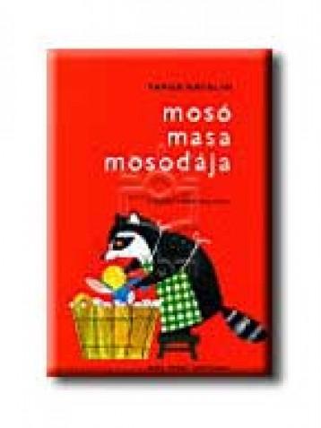 MOSÓ MASA MOSODÁJA - Ekönyv - VARGA KATALIN