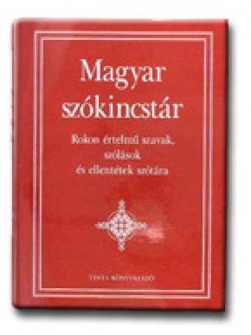 MAGYAR SZÓKINCSTÁR - Ekönyv - TINTA KÖNYVKIADÓ KFT.