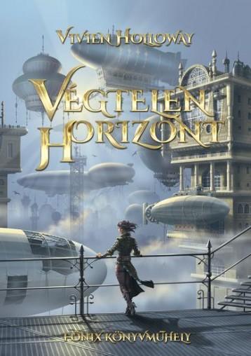 VÉGTELEN HORIZONT - Ekönyv - HOLLOWAY, VIVIEN