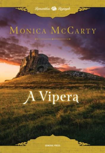A Vipera - Ekönyv - Monica McCarty