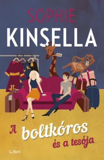 A boltkóros és a tesója - Ekönyv - Sophie Kinsella