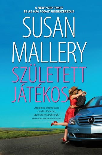 Született játékos - Ebook - Susan Mallery