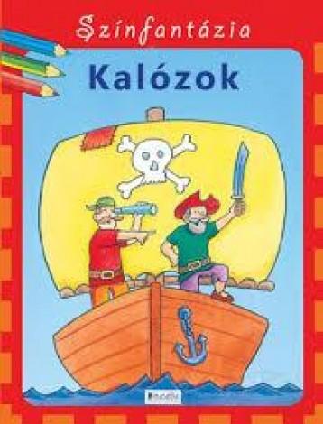 SZÍNFANTÁZIA - KALÓZOK - Ekönyv - DINASZTIA TANKÖNYVKIADÓ KFT