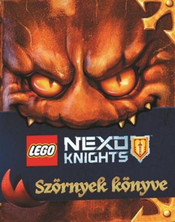 SZÖRNYEK KÖNYVE - LEGO NEXO KNIGHTS - Ekönyv - MÓRA KÖNYVKIADÓ