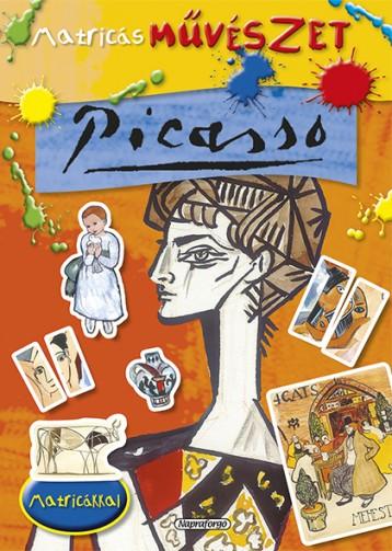 Matricás művészet - Picasso - Ebook - NAPRAFORGÓ KÖNYVKIADÓ