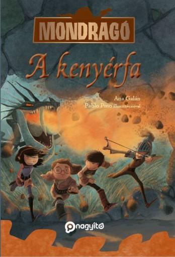 A KENYÉRFA - MONDRAGÓ 5. - Ekönyv - ANA GALÁN