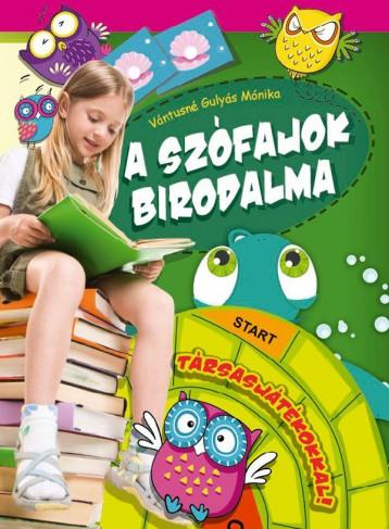 A SZÓFAJOK BIRODALMA - Ebook - -