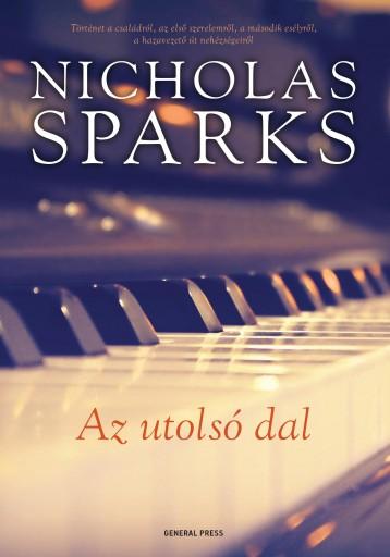 AZ UTOLSÓ DAL - Ekönyv - SPARKS, NICHOLAS