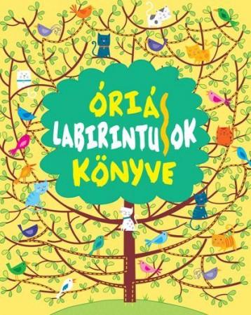 ÓRIÁS LABIRINTUSOK KÖNYVE - Ekönyv - VENTUS LIBRO KIADÓ